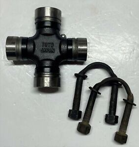 Holden HQ WB One Tonner Uni Joint Adaptor & U Bolts HJ HX HZ