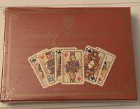 Dondorf Centennial Bridge/Canasta Playing Cards NEW SEALED