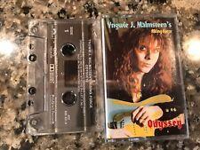 Yngwie J Malmsteen's Rising Force Odyssey Cassette! Dio Doro Iron Maiden