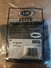 "Arizona Archery Enterprises Elite Plastifletch 100 Count Vanes Black 4"" (9.5 cm)"
