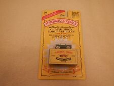 Matchbox Originals Land Rover No. 12 Collectors' Series III