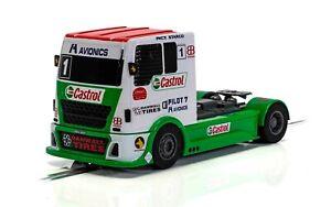 Scalextric C4156 Team Racing Truck (Castrol)