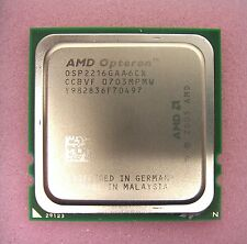 AMD OPTERON 2.4GHZ 2216 PROCESSOR OSP2216GAA6CX 430445-001