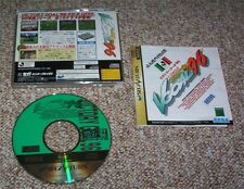 Sega Saturn: Victory Goal 96 - J. League