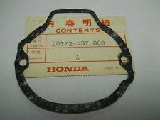 Honda NOS CB125, XL125, XL185, XR185, XR200, Gasket, # 30372-437-010   H4