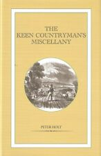 HOLT PETER SHOOTING BOOK THE KEEN COUNTRYMANS MISCELLANY hardback BARGAIN new