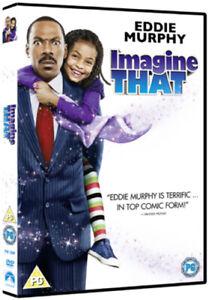 Imagine That DVD (2010) Eddie Murphy, Kirkpatrick (DIR) cert PG Amazing Value