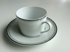 Bernardaud Limoges Tandem Cup and Saucer BNWT
