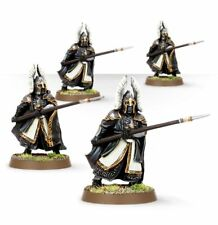 Warhammer Guards of the Fountain Court the Lord of the Rings resin new
