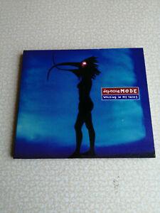 DEPECHE MODE - WALKING IN MY SHOES - CD SINGLE DIGIPACK 4 TRACKS - LIKE NEW