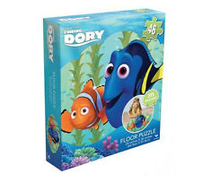 Finding Dory 46 Piece Educational Giant 3' Floor Jigsaw Puzzle Kids Fun NEW