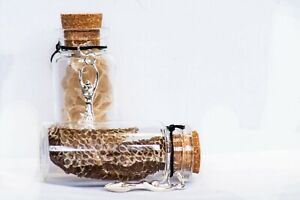 Snakeskin Vial by Everyone's Secret Spirit, Wicca, Protection, Spell, Talisman