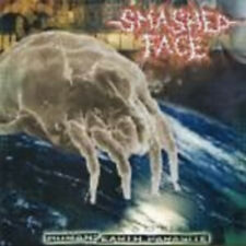 """Smashed Face """"Human: Earth Parasite"""" CD [US Brutal Death from Czech Republic]"""