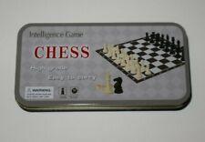 Set Boite Jeu de Voyage Chess Échecs NEUF