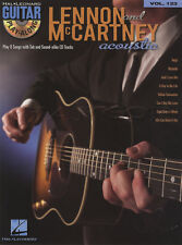 Lennon & McCartney Acoustic Guitar Play-Along TAB Music Book with CD Michelle