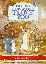 Guess How Much I Love You Autumn's Here (DVD, 2011) Little Nutbrown Hare