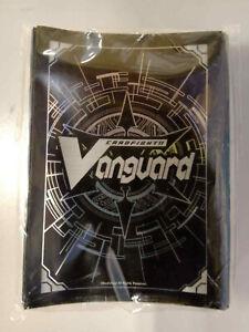 Cardfight!! Vanguard Silver Logo PROMO Card Sleeves Bushiroad