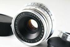 [B-BUONA] Leica SUMMARON 35mm f/2.8 Telemetro Lente per L39 a vite Giappone 6142