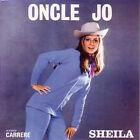 ★ ★ ★ CD single SHEILA Oncle Jo - EP 4-TRACK CARD SLEEVE CDSINGLE ★ ★ ★