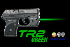 ARMALASER TR2-G GREEN LASERSIGHT for Ruger LCP w/GRIP ACTIVATION