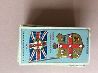 B1L cigarette card john player flags no 1 new south wales