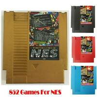 Cartridge Multi Cart 852 in 1 Games Card For Nintendo Forever Duo NES 447 & 405