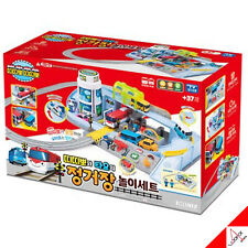 Little Bus TAYO & TITIPO Train Railway Station Play Set (Not included Train,Car)