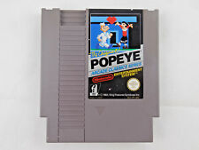Nintendo NES The Original Popeye Arcade Classics Series Cartridge PAL A
