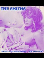 """The Smiths WILLIAM IT WAS REALLY 16"""" x 12"""" Photo Repro Promo  Poster"""