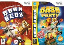 boom blox & boom blox bash party    wii  pal