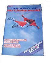 THE BEST NO LIMITS WORLD 1997 N.2 PATRICK DE GAYARDON L'UOMO VOLANTE