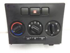 Opel Zafira A ´01 Diesel 2,0 Heizung Gebläse Klimabedienteil 024420732