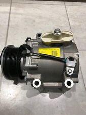 jaguar X type S type V6 petrol AC Compressor 6X4319D629AB genuine