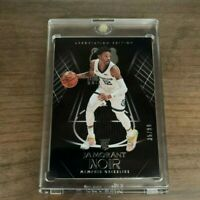 2019-20 PANINI NOIR JA MORANT ROOKIE ROY ASSOCIATION EDITION SP /99 ~ GRIZZLIES