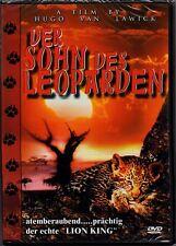 DVD   Der Sohn des Leoparden   Ein Film von Hugo van Lawick   Tier-Doku   Neu!!