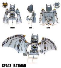 Lego Space Batman minifigure from set 76025 sh146 Super Heroes DC Marvel