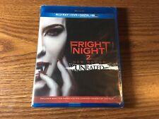 New FRIGHT NIGHT 2 Blu-ray + DVD