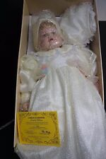 """Knightsbridge Collection Limited Edition Porcelain 21"""" Doll (Tina)  D264 of 5000"""