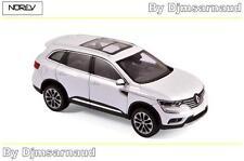 PROMO Renault Koleos de 2016 Universal White NOREV - NO 518396 - Echelle 1/43