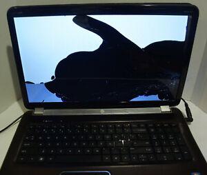 HP Pavilion dv7-6b56nr 17.3in. (AMD A6 Quad-Core 1.4GHz, 8GB) Notebook - BROKEN