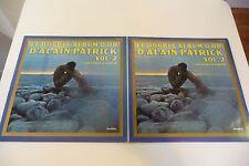 LE DOUBLE ALBUM D'OR D'ALAIN PATRICK VOL.2 CONCERTO D'AMOUR 2LP SEXY NUDE COVER