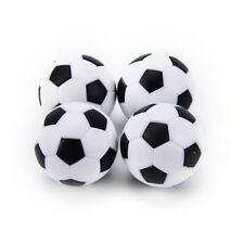 4pcs 32mm Soccer Table Foosball Ball Football for Entertainment HC