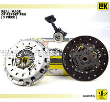 LuK REPSET PRO 3 PIECE CLUTCH KIT FOR FORD TRANSIT 2.0DI  (04/02 - ) 625301133
