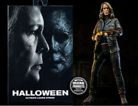 "NECA - HALLOWEEN 2018 -  ULTIMATE LAURIE STRODE - 7"" ACTION FIGUR - NEU/OVP"