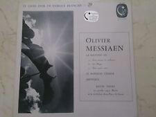 MESSIAEN La Nativité (II) LOUIS THIRY *FRENCH CALIOPE VINYL LP*