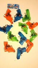 """12 - Squirt Guns, 4"""", Assorted Colors"""