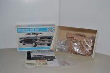 "Esci-Ertl 1/25 Chevrolet ""Chevy Bel-Air"" 1957 berline 2P. Réf. 3504 Made in USA."