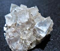 glasklarer Fluorit, Oberkirch-Ödsbach , Schwarzwald 17-639