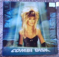 RIVALE / DESTINY - LP (printed in Italy 1988 - italo-disco) SIGILLATO / SEALED