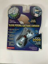 e-Brain Talking Personal Electronic Companion Timex Data Link System Brand New